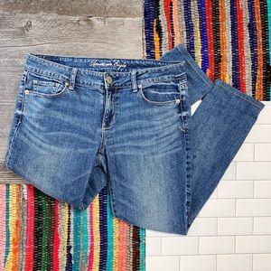 AEO Short Skinny Jeans